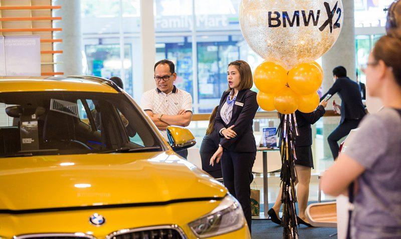 มิลเลนเนียม ออโต้ ภูเก็ต พร้อมให้คุณเป็นเจ้าของ BMW สปอร์ตซีดานสุดหรู