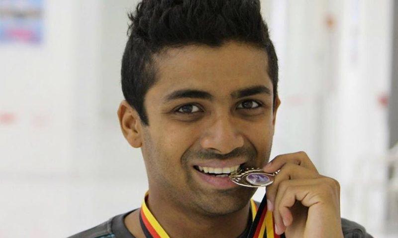 นักกีฬาว่ายน้ำพาราชาวอินเดียวัย 23 ปี ทำลายสถิติเอเชียว่ายกรรเชียง 200 เมตร