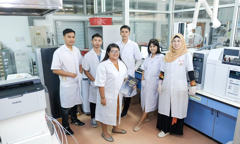 PKRU CHEMISTRY LABORATORY CENTER