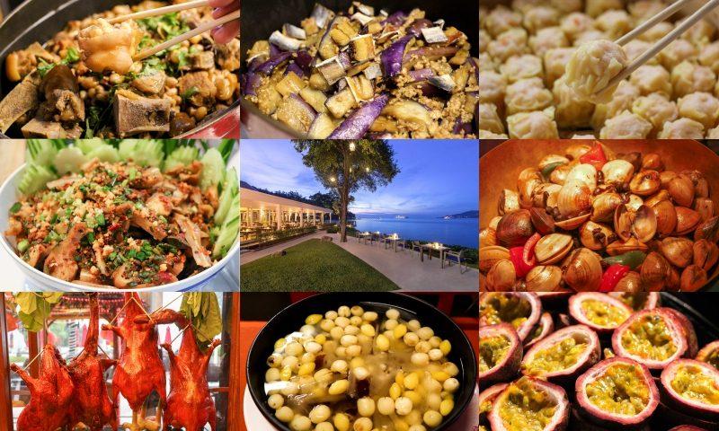อมารี ภูเก็ต ชวนชิมบุฟเฟ่ต์อาหารจีนริมทะเล