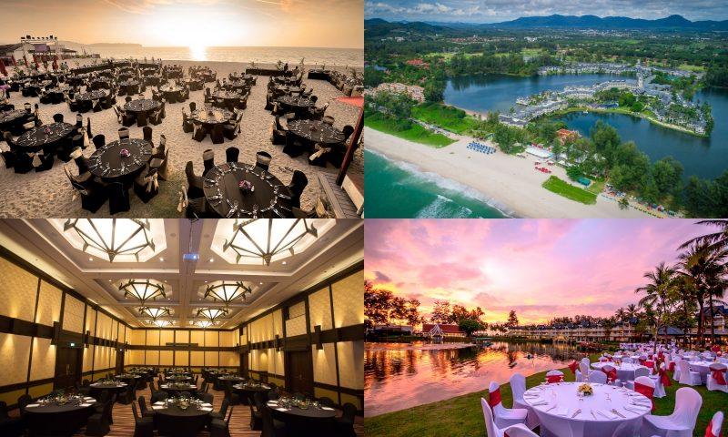 โรงแรมอังสนาลากูน่าภูเก็ตกับแพ็คเกจการประชุมสุดพิเศษ Meet For More
