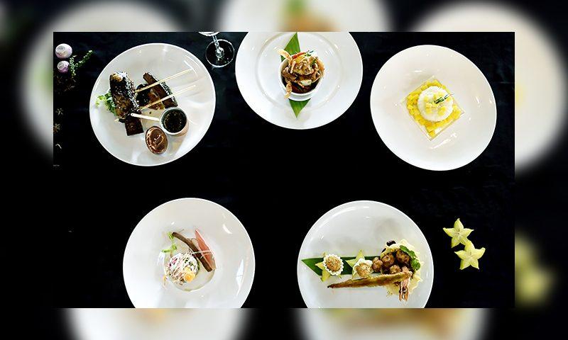 Monsoon Valley Dinner ณ ร้านอาหารไทย กินจ้า เทสต์ โรงแรมเจดับเบิ้ลยู แมริออท ภูเก็ต รีสอร์ท แอนด์ สปา