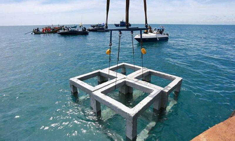 ภูเก็ตชี้แจงข้อเท็จจริงการดำเนินการโครงการก่อสร้างปะการังเทียม