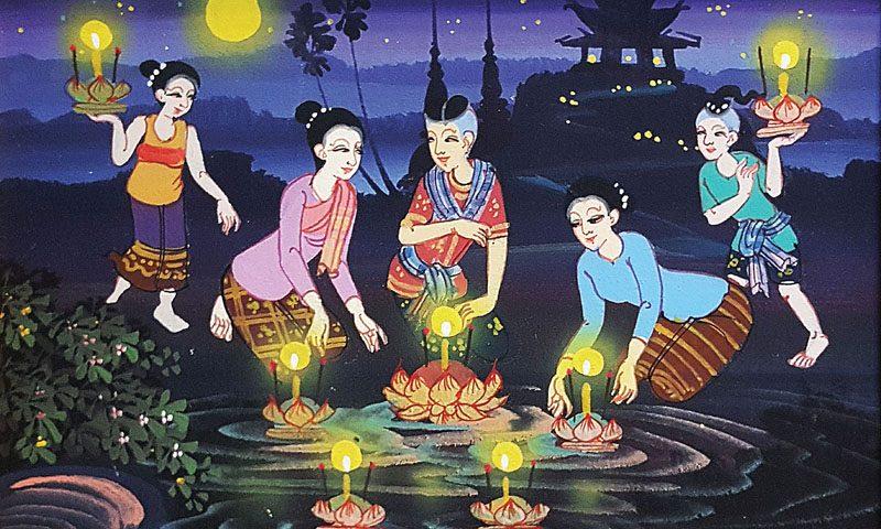 """Celebrate """"Loy Krathong 2018"""" The festival of Full Moon"""