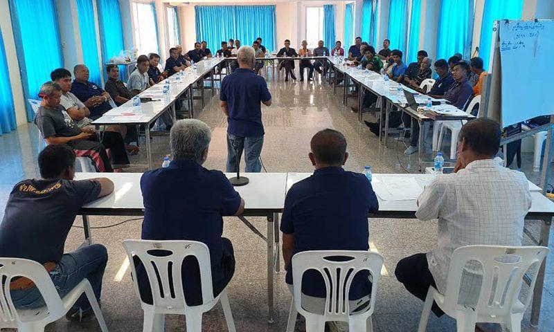 ประชุมคณะกรรมการเครือข่าย ครั้งที่ 2/2561