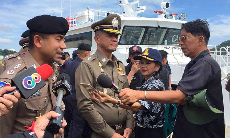 ปฏิบัติการกู้เรือฟินิกส์ เร่งสร้างความเชื่อมั่นการท่องเที่ยว
