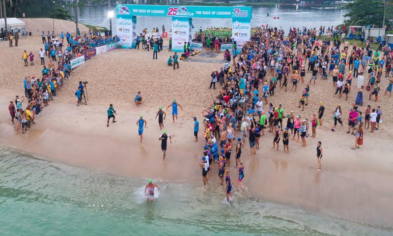 ประกาศวันแข่งขันลากูน่าภูเก็ตไตรกีฬา ครั้งที่ 26 ประจำปี 2562