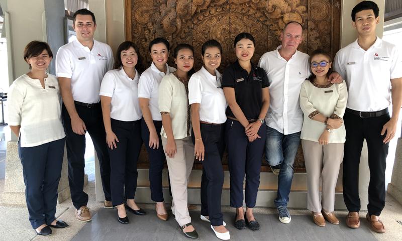 โรงแรมภูเก็ต แมริออท รีสอร์ท แอนด์ สปา, ในยางบีช สะท้อนถึงความสำเร็จและเป็นปีของการพัฒนาอย่างยั่งยืน