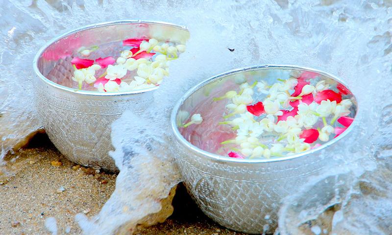 อมารี ภูเก็ต นำเสนอบุฟเฟ่ต์อาหารไทยต้อนรับวันสงกรานต์