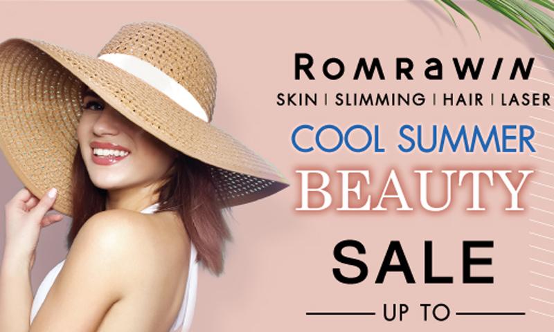 รมย์รวินท์ คลินิก ยกขบวน Cool Summer Beauty Sale  ลงใต้