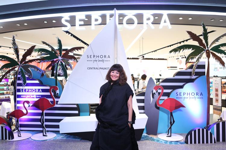 เซโฟรา พร้อมเสิร์ฟความงามแก่บิวตี้ชอปเปอร์ชาวใต้ เปิดสาขาใหม่ศูนย์การค้าเซ็นทรัล ภูเก็ต