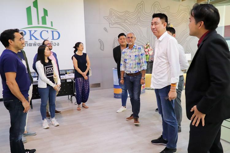 ภูเก็ตพัฒนาเมือง เปิดบ้านต้อนรับ 500 Startups บริษัทลงทุนสตาร์ทอัพชื่อดังระดับโลกจากสหรัฐอเมริกา