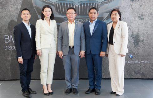 """BMW WORLD OF LUXURY"" เปิดตัวทัพยนตรกรรมสุดหรู"