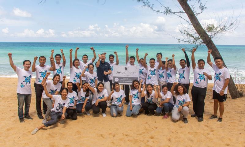 เจดับเบิ้ลยู แมริออท ภูเก็ต คว้ารางวัล โรงแรมสุดโปรดของสมาชิกแห่งปี 2019  ประเภทแหล่งที่พักเมืองชายทะเลและเกาะ