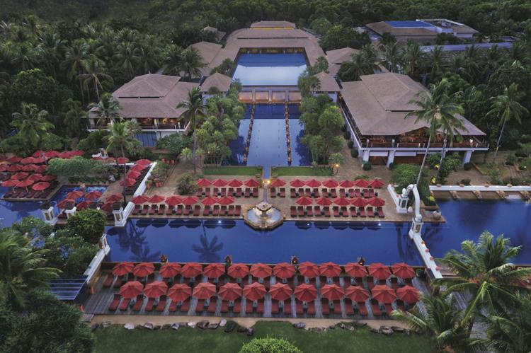 โรงแรม เจดับเบิ้ลยู แมริออท ภูเก็ต รีสอร์ท แอนด์ สปา คว้ารางวัลหอเกียรติยศและการบริการยอดเยี่ยมประจำปี 2519 จากทริปแอดไวเซอร์