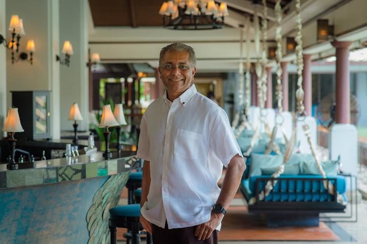 มร. จอร์จ วารุกีซ (George Varughese) เข้าดำรงตำแหน่ง ผู้จัดการทั่วไป โรงแรม เจดับเบิ้ลยู แมริออท ภูเก็ต รีสอร์ท แอนด์ สปา