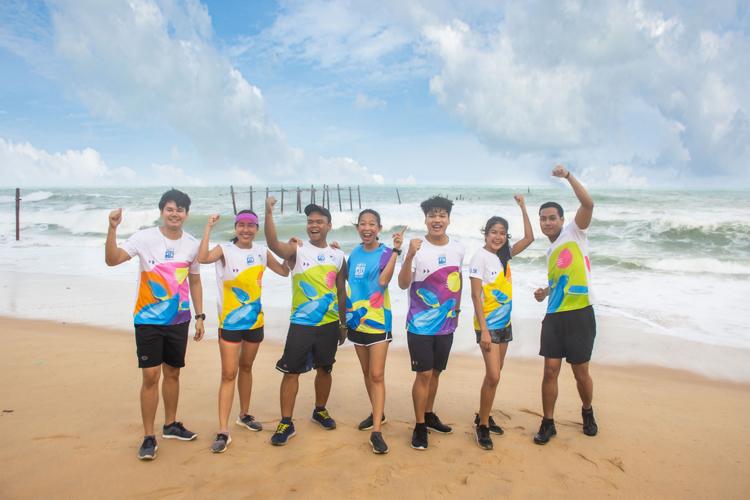 """มูลนิธิเพื่อการอนุรักษ์เต่าทะเล หาดไม้ขาวเตรียมจัดงานการกุศลระดมทุนเพื่อหารายได้ ประจำปี """"วิ่งสนุกอนุรักษ์เต่าทะเลและวิ่งฮาล์ฟมาราธอน ครั้งที่ 15"""" ในวันอาทิตย์ที่ 20 ตุลาคม 2562 ณ ประตูเมือง จังหวัดภูเก็ต"""