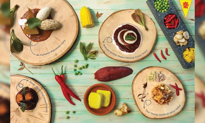 เจดับเบิ้ลยู แมริออท ภูเก็ต ร่วมเฉลิมฉลองเทศกาลถือศีลกินผักและวันมังสวิรัติโลก