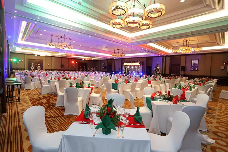 โรงแรม เจดับเบิ้ลยู แมริออท ภูเก็ต รีสอร์ท แอนด์ สปา ร่วมเฉลิมฉลองเทศกาลแห่งความสุข อิ่มอร่อยกับเมนูช่วงคริสมาสต์ส่งท้ายปีเก่าต้อนรับปีชวด