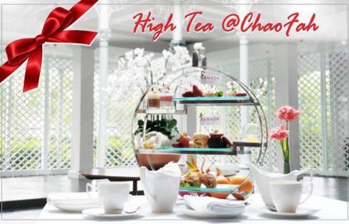 กลับมาอีกครั้งกับ High Tea แสนหวานในบรรยากาศเพอรานากัน