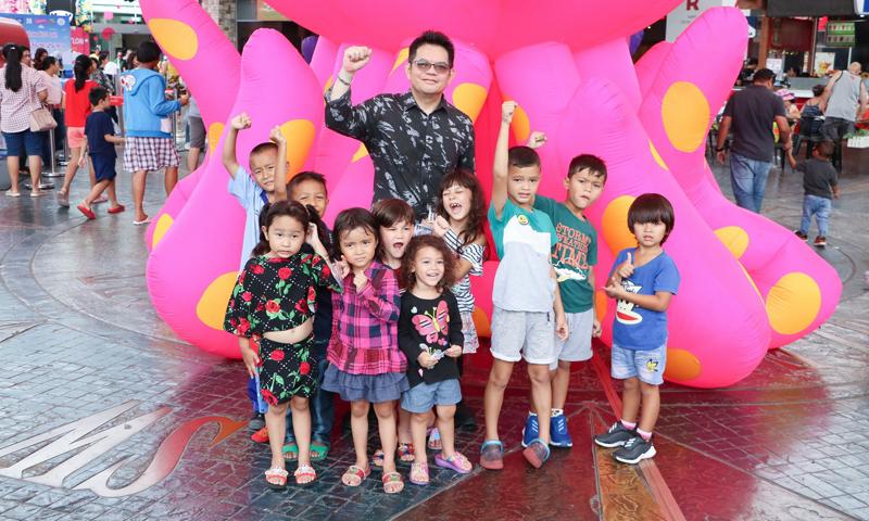 """""""Jungceylon Kids Day 2020"""" เหล่าผู้พิทักษ์มหาสมุทรตัวจิ๋ว"""