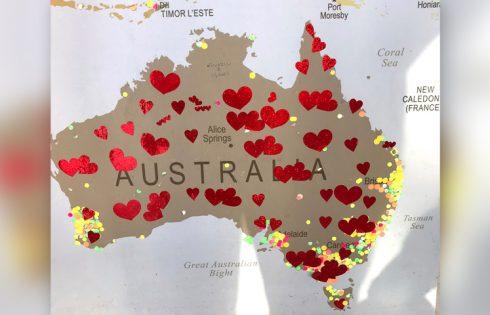จังซีลอนร่วมส่งน้ำใจ ดับไฟป่าในออสเตรเลีย