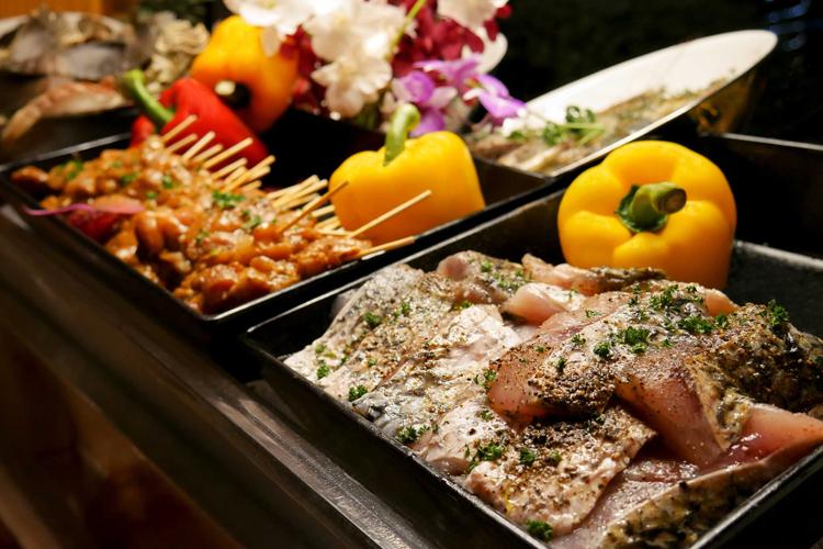 ห้องอาหารริมทะเลชวนคู่รักฉลองวันวาเลนไทน์ในบรรยากาศสุดเอ็กซ์คลูซีฟ