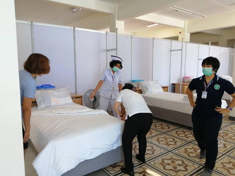 บลูทรีภูเก็ต ร่วมเป็นส่วนหนึ่งในการช่วยเหลือคนไทย ในสถานการณ์ที่ยากลำบากจากการแพร่ระบาดของไวรัส COVID-19