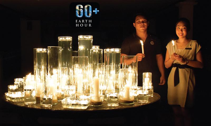 เจดับเบิ้ลยู แมริออท ภูเก็ต ร่วมปิดไฟ ให้โลกพัก 2020