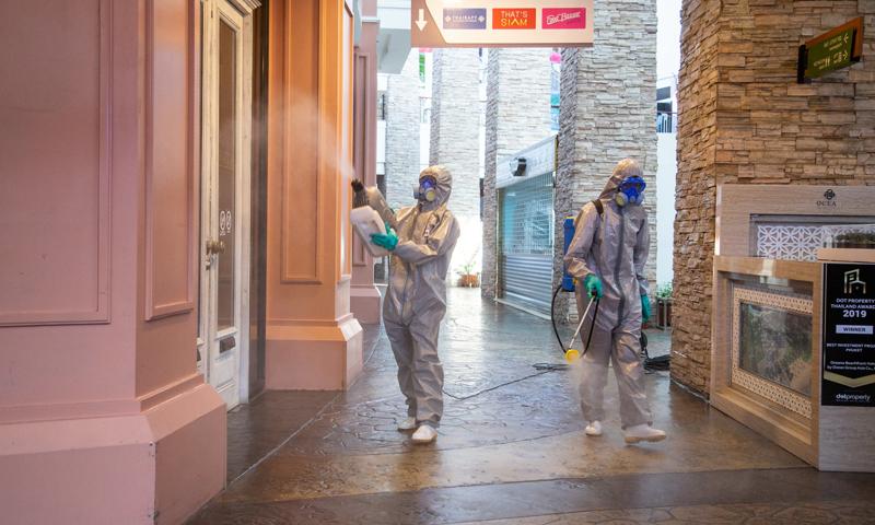 """""""จังซีลอน"""" รับมือโควิด-19 เน้นความสะอาดสูงสุด มั่นใจผู้ใช้บริการทุกคนปลอดภัย"""