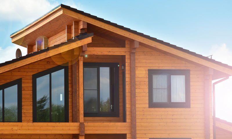 สร้างบ้าน และ ต่อเติมบ้านให้สวย แถมเย็นกว่าเดิมด้วย นวัตกรรมไม้ฝา